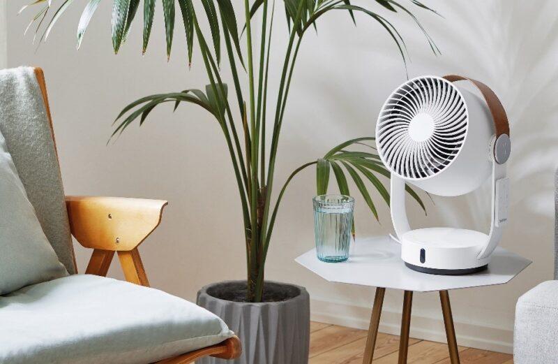Stadler Form predstavlja 3D ventilator Leo s širokim dosegom 8 metrov